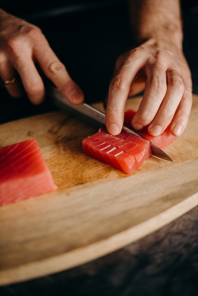 Techniques and Tips on How to Use a Chef Knife Safely