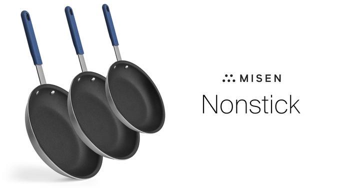 misen nonstick pan